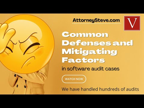 Copyright infringement defenses - Bittorrent and Software Au
