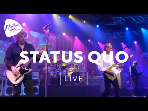 Status Quo  Pictures Of Match Stick Men  @ Montreux 2004