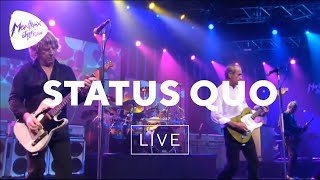 Status Quo - Pictures Of Match Stick Men (Live @ Montreux 2004)