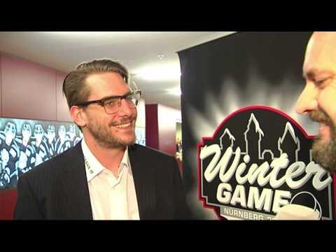 DEL Winter Game 2013 - Talk Constantin Braun