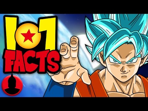 107 Dragon Ball Super Facts! Feat. Anime Live Reactions - (107 Facts S5 E24) | ChannelFrederator