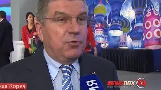 речь отставного генерала-майора ФСБ  на тему, как Россия должна была ответить МОК