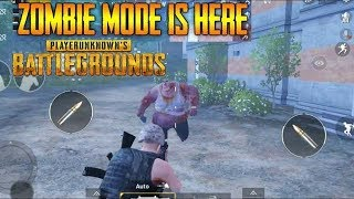🔴 NEW ZOMBIE MODE UPDATE 0.11.0 - PUBG MOBILE ZOMBIE MODE IS HERE