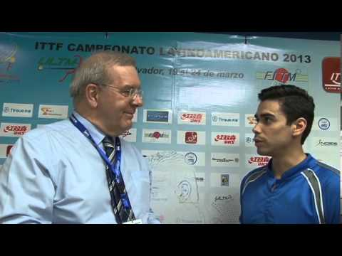 Interview with Josue Donado