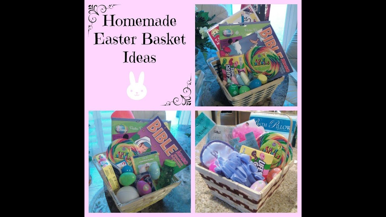 Homemade easter basket ideas pinterest 2014 youtube homemade easter basket ideas pinterest 2014 negle Image collections