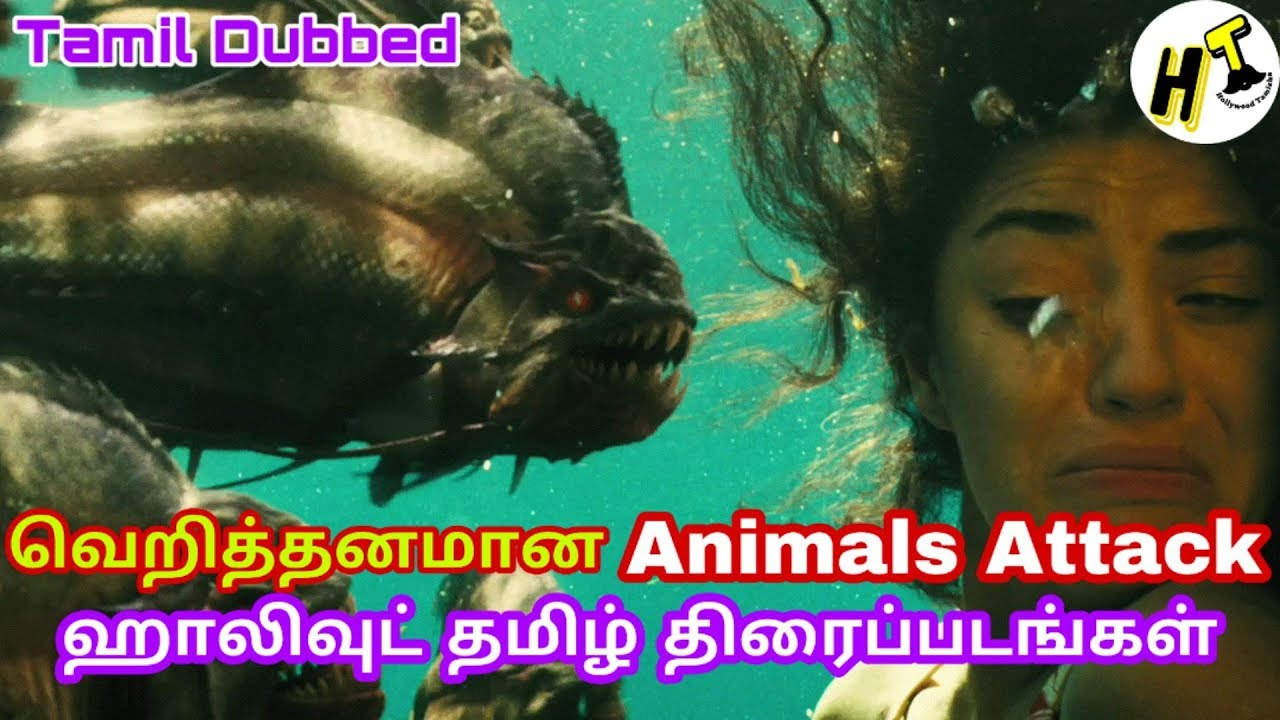 5 Best Animal Attack Movies | Tamil Dubbed | Hollywood Tamizha