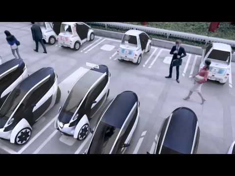 Overview of Ha:mo, Toyota's optimized urban transport system