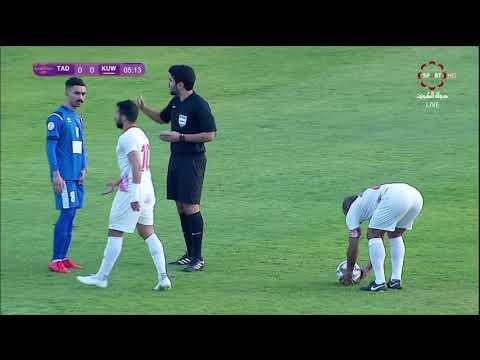 مباراة الكويت التضامن -- دوري STC الكويتي لكرة القدم -- الخميس 30/1/2020