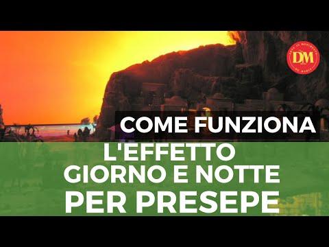 Effetto Nebbia, Effetto Fumo, Effetto Giorno e Notte per presepe fai da te! from YouTube · Duration:  47 seconds
