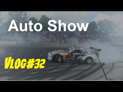 Auto Show Denmark 2017 Vlog#32