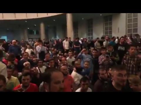 Mishari Rashid Al Afasy /  مشاري راشد / Šejh Rašid Mišari u Sarajevu