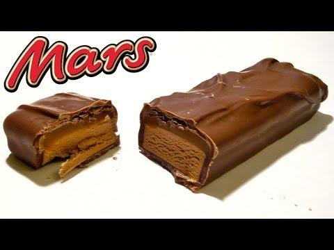 Mars Bar Unboxing