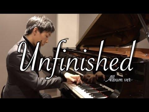 UNFINISHED KODA ALBUM ver:YOSHIKI(X JAPAN), Piano solo ver, ピアノソロ編曲版, アルバム収録版