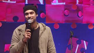 The Secret Of Solace-Do What You Love | Jubin Nautiyal | TEDxGGDSDCollege