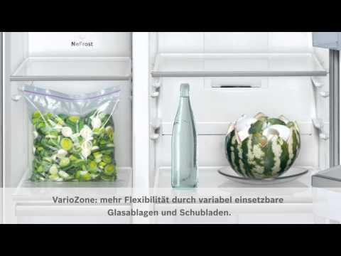 Bosch   Side By Sides NoFrost IceTwister   Erhältlich Bei Moebelplus