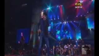 Terrenal / Te hubieras ido antes - Julion Alvarez, Fiesta de la Radio BandaMax 2014