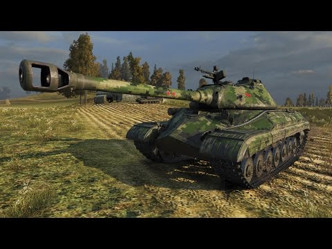 World Of Tanks IS-5 (Object 730) - 7 Kills 6,9K Damage