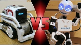 ROBOT DEATH BATTLE! - Cozmo VS JD Humanoid (ROBOT DEATH BATTLE!)