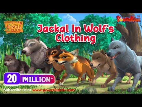 The Jungle Book Hindi Cartoon For Kids | Mogli Cartoon Hindi | Jackal In  Wolf's Clothing