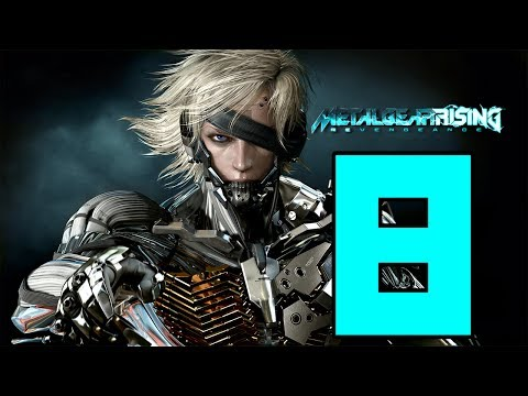 Metal Gear Rising Revengeance: Jack the Ripper