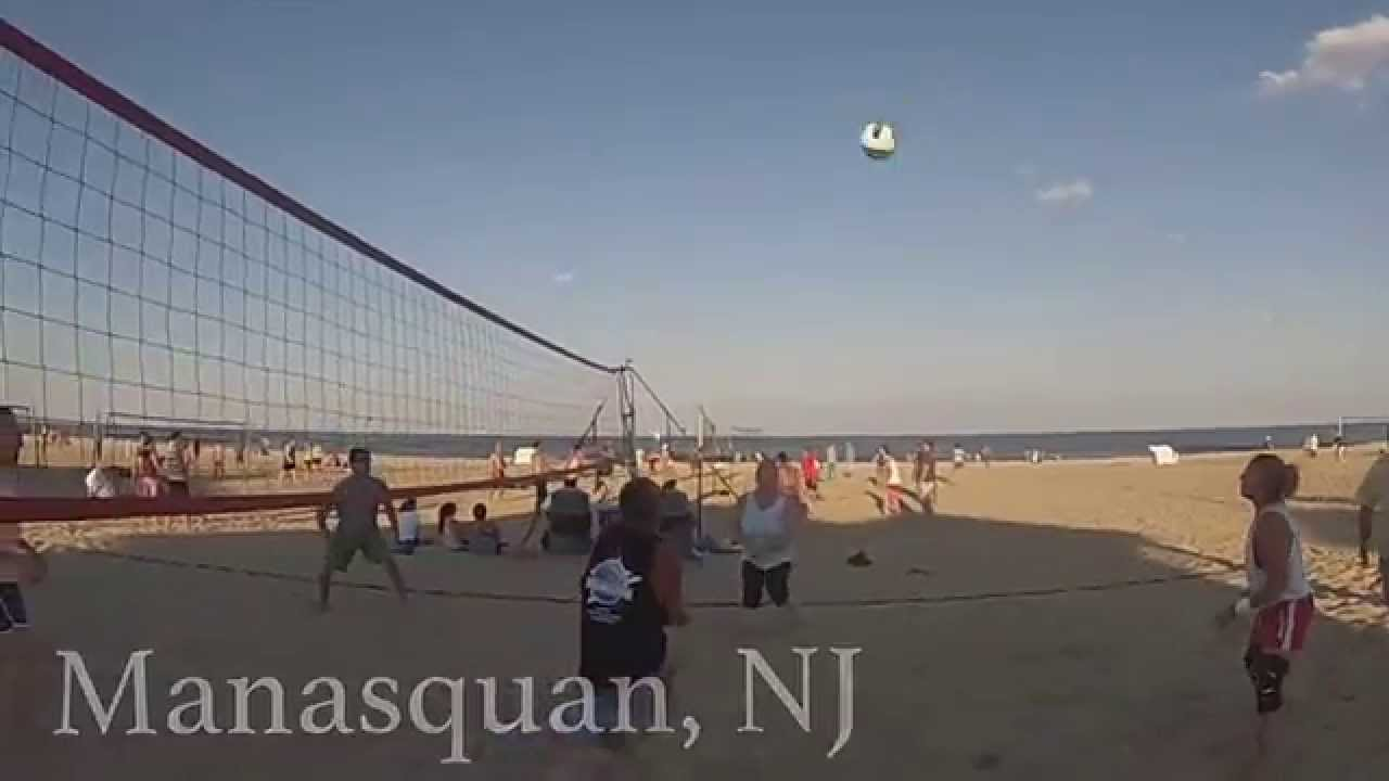 Gee S Beach Volleyball X Gopro Manasquan Nj