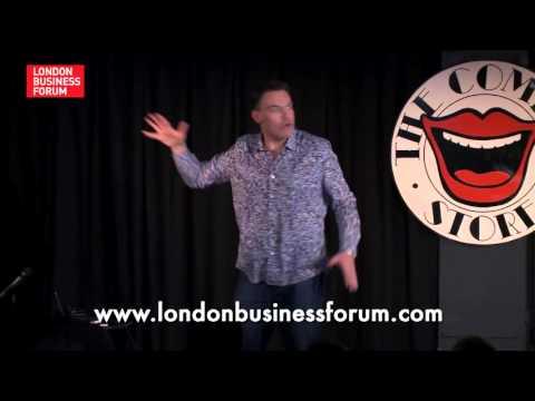Steve McDermott - Funny Business :  Improv