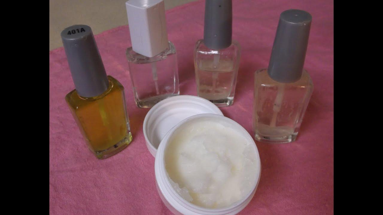 Como reciclar nuetras botellas de esmaltes trasparantes - Botellas para perfumes ...