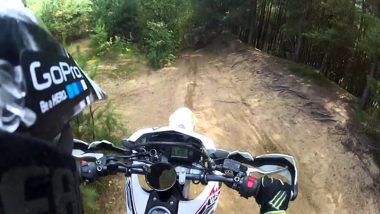 yamaha wr 125 r enduro offroad kiesgrube youtube. Black Bedroom Furniture Sets. Home Design Ideas