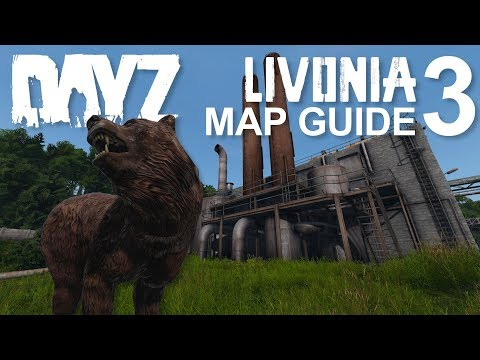 Livonia Loot Routes #3 - DayZ Map Guide For Xbox, PS4, & PC