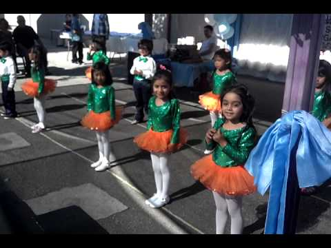 Silverlake Preschool graduation - French Nursery School