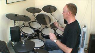 Set Fire To The Rain - Adele - Drums