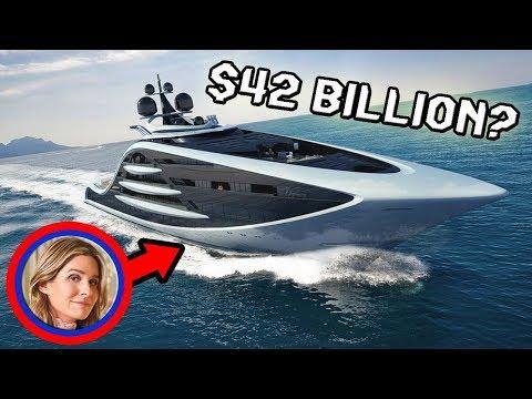 Top 50 Billionaire Concept Yachts For 2019 Billionaires - Billionaire Lifestyles