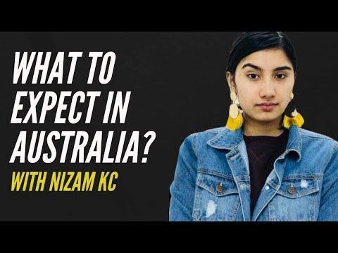 Australia Nepali Student ko kura