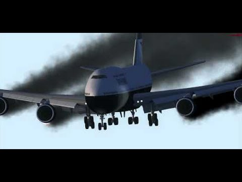 Boeing 747 Crash Boeing 747 Crash Cargo Plane