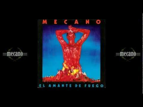 Mecano - El amante de fuego