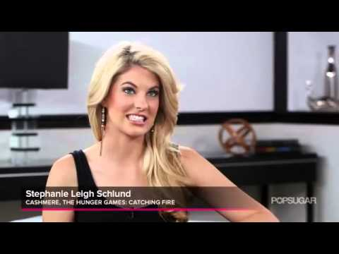 Catching Fire's Cashmere Says Her Castmates Are Goofballs   POPSUGAR    YouTube