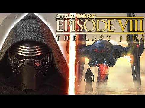 Kylo Ren's NEW Darth Vader Tie Fighter Revealed - Star Wars Explained
