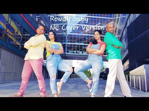 Maari 2 - Rowdy Baby (Fan Dance Cover Video) | Dhanush #NatyaEntertainment