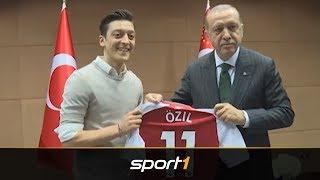 BREAKING NEWS: Özil spricht erstmals nach Erdogan-Affäre und bereut nichts   SPORT1