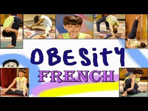 Yoga for kids - Obesity - Your Yoga Gym - French
