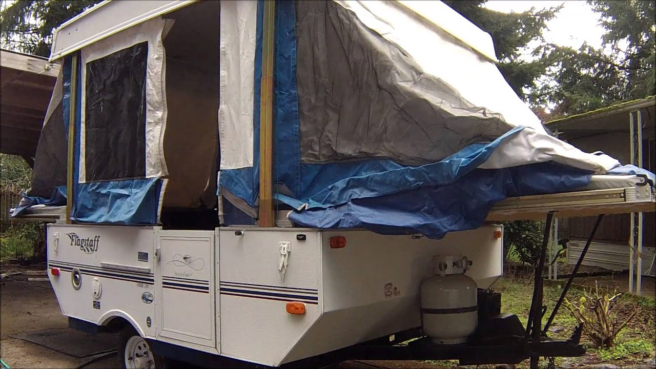 Rockwood Pop Up Camper Parts Manual