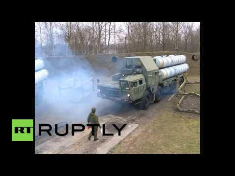 Russia: S-300 missiles hit simulated targets in super-quick time