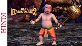 Bal 2 Hanuman - Bal Hanuman Timsahlar - Popüler Animasyon Aksiyon Sahnesi Yendi