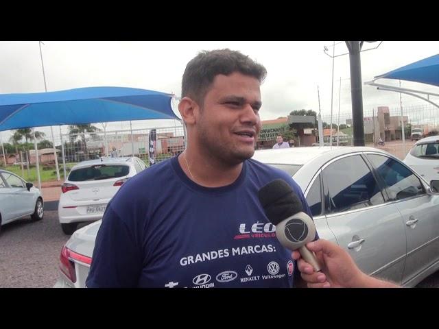 Léo Veículos: loja especializada em vendas de carros e usados é inaugurada em Confresa