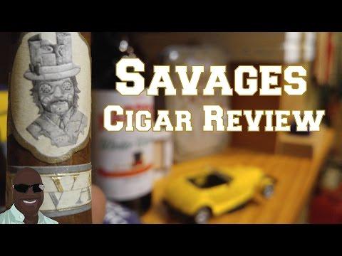 Savages Cigar Review ~ Caldwell Cigars