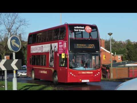 NXWM 4760, Route 127 - BV57 XKD (Alexander Dennis Trident/Enviro 400) [ZF]