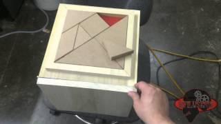 Basic Tangram Puzzle Box
