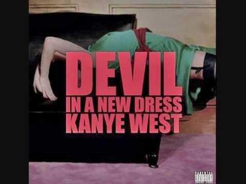 kanye west devil new dress instrumental vocal sample - YouTube