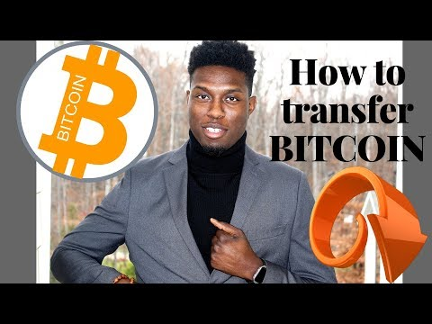 How To Transfer Bitcoin From Coinbase To Blockchain Wallet