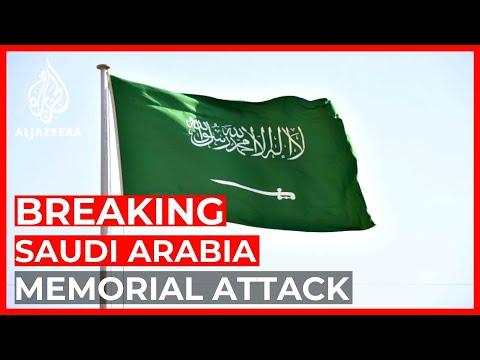 Saudi Arabia: 4 wounded in bomb blast at WWI memorial in Jeddah